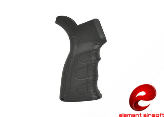 ELEMENT G16 SLIM PISTOL GRIP BLACK M4