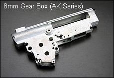 SRC GEARBOX V3 8mm SOLO PLACCHE