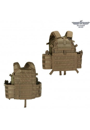 INVADER GEAR PLATE CARRIER 6094A RANGER GREEN