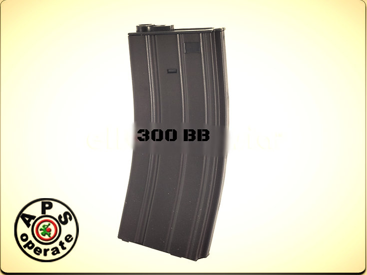 APS ACCURACY CARICATORE METALLO 300 BB AER001-B