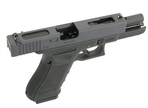 WE G18 GEN4 GAS BLACK