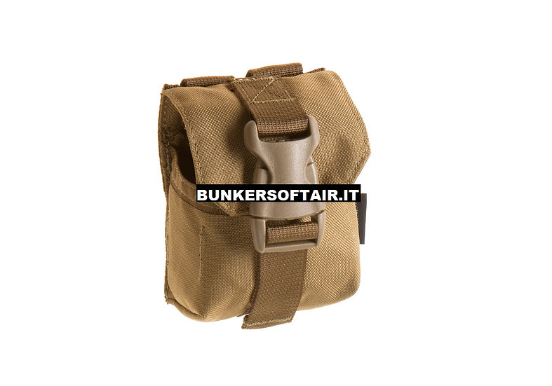 INVADER GEAR FRAG GRENADE POUCH COYOTE