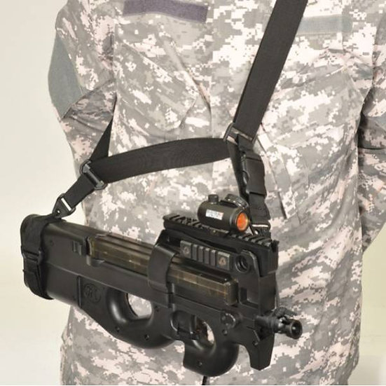 SWISS ARMS SLING FOR FAMAS BLACK