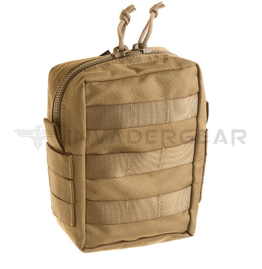 INVADER GEAR MEDIUM MEDIC UTILITY POUCH COYOTE
