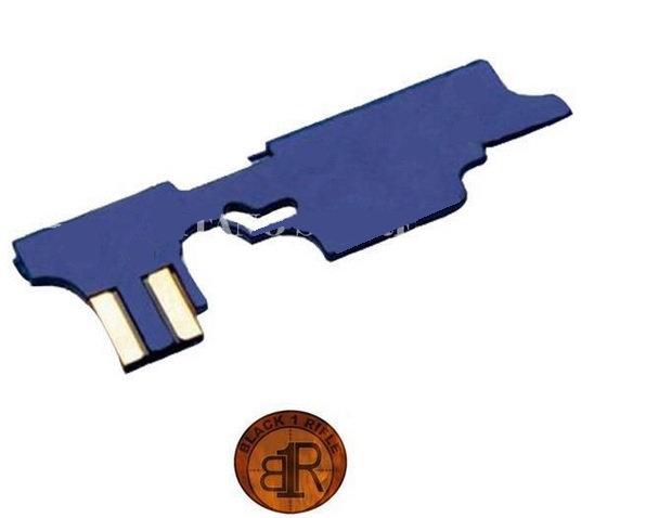 BLACK RIFLE SELECTOR PLATE PER G3