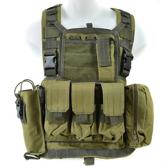 SWISS ARMS CHEST RIG OD