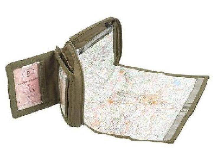 CONDOR MAP POUCH OD GREEN MA35-001