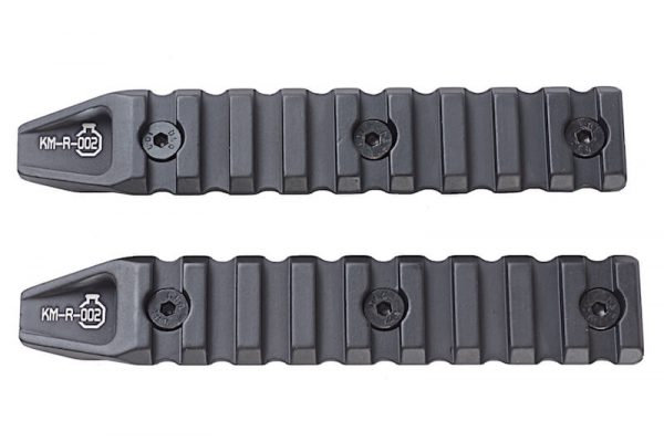 ARES OCTAARMS 4.5 INCH PER RAIL KEYMOD BLACK