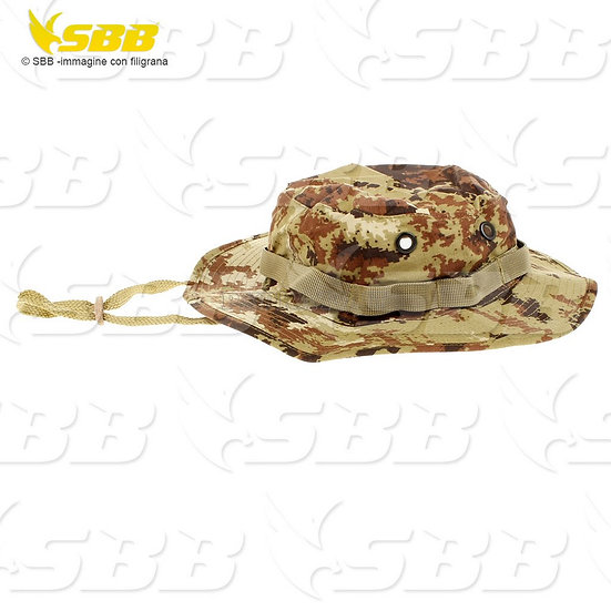 SBB CAPPELLO JUNGLE VEGETATO ITALIANO