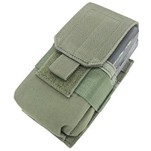 CONDOR SINGLE M4 DOUBLE MAG POUCH OD