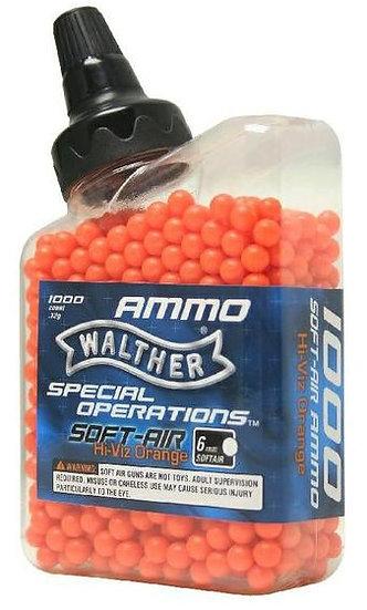 WALTHER 0,12g ARANCIONI 1000BB