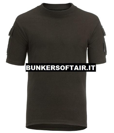 INVADER GEAR TACTICAL T-SHIRT BLACK TG. L