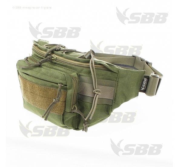 SBB MARSUPIO T3 CON SUPPORTO ARMA OD