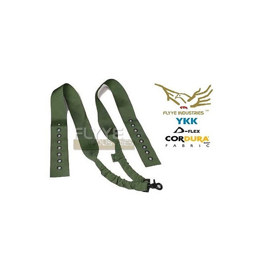 FLYYE INDUSTRIES TACTICAL SLING FOR CIRAS PLATE CARRIER VEST RANGER GREEN