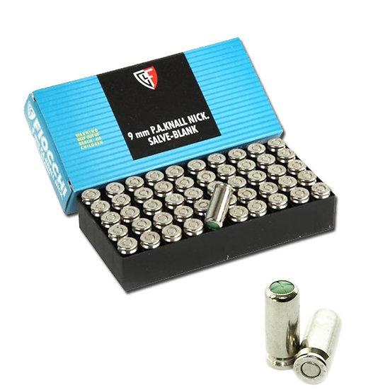 FIOCCHI CARTUCCE A SALVE CAL 9mm 50PZ.
