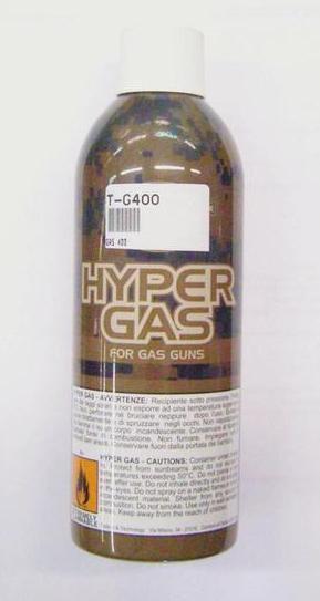HYPER GAS 400ML