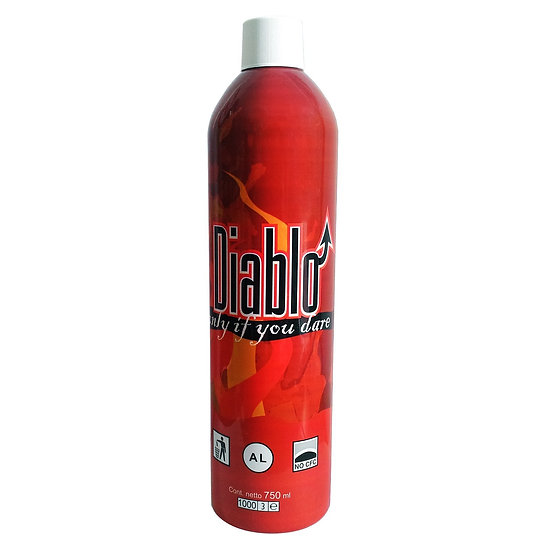 GAS DIABLO 750 ML