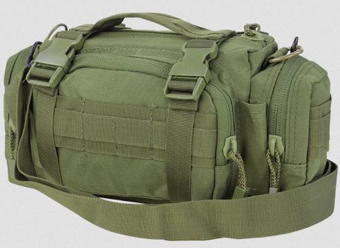 CONDOR DEPLOYMENT BAG  127-001 OD GREEN