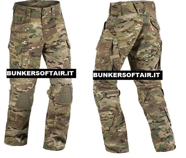 CLAW GEAR STALKER MK III PANTS MULTICAM TG. M