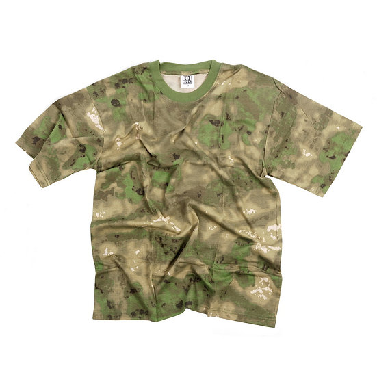 101 INC. T-SHIRT US  ATACS FOLIAGE GREEN TG.M