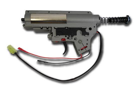 GEARBOX COMPLETO SERIE EVO M4 M16 CAVI DIETRO
