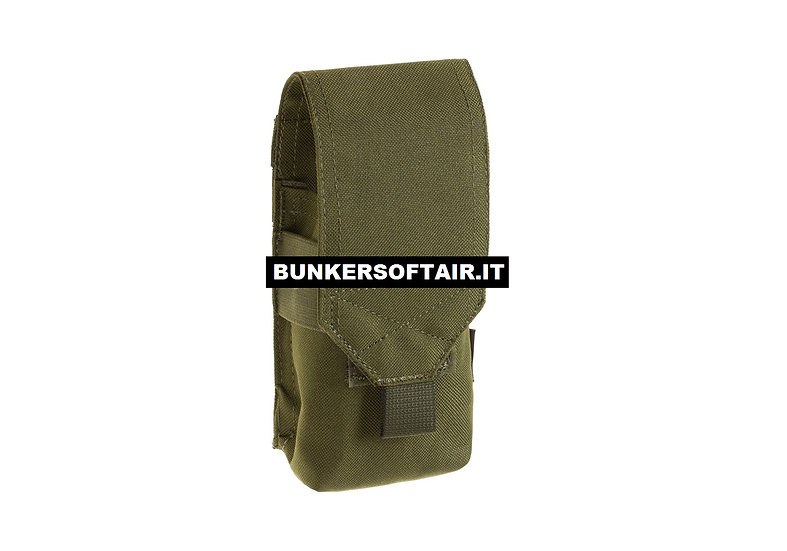 INVADER GEAR 5.56 DOUBLE MAG POUCH OD GREEN