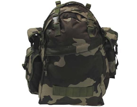 MFH BACKPACK COMBO CCE CAMO