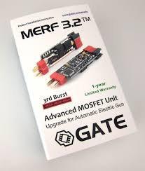 MOSFET GATE MERF 3.2