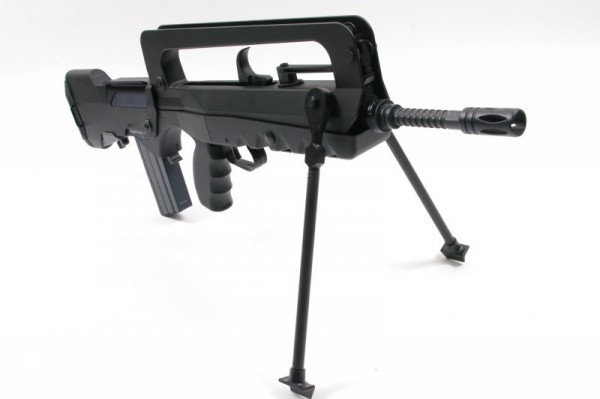 CYBERGUN FAMAS F1 BLACK