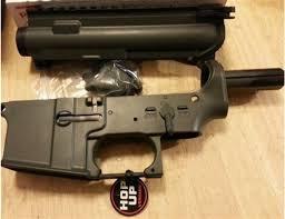 RECEIVER M4 JG ABS