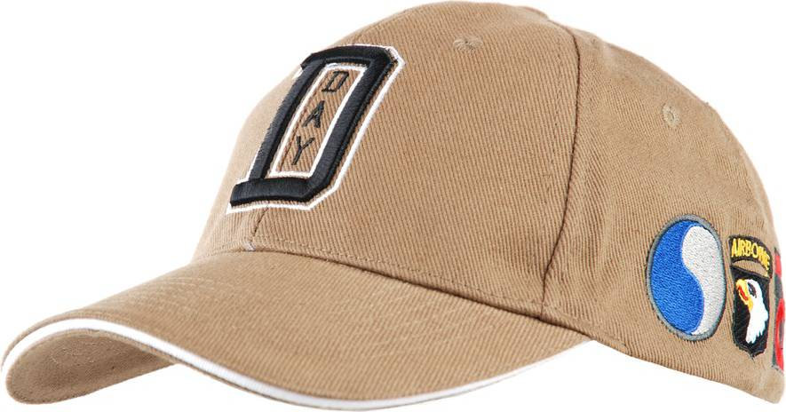 FOSTEX BASEBALL CAP  D-DAY TG.UNICA