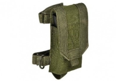 CLAW GEAR STOCK MAG POUCH OD GREEN