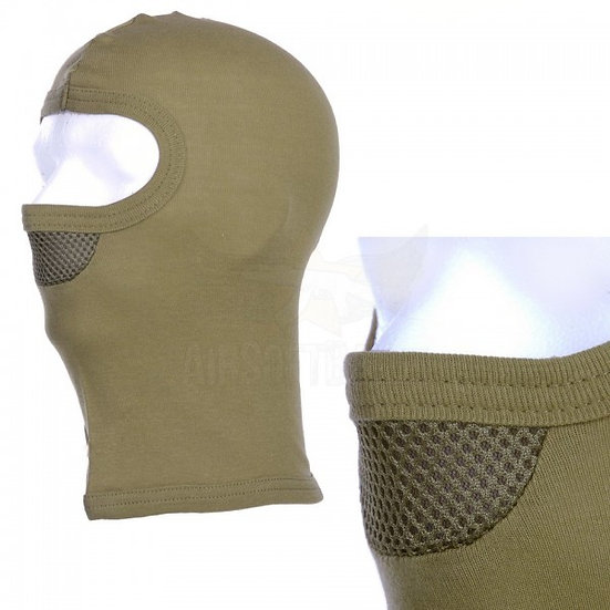 101 INC BALACLAVA OD GREEN
