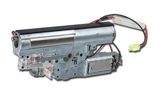 CYMA GEARBOX COMPLETO V6 6MM PER P90