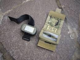 POUCH PORTA GPS FORETREX GARMIN FROGPRO