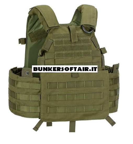 INVADER GEAR 6094A-RS PLATE CARRIER OD