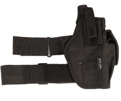 MILTEC LEG HOLSTER DX BLACK