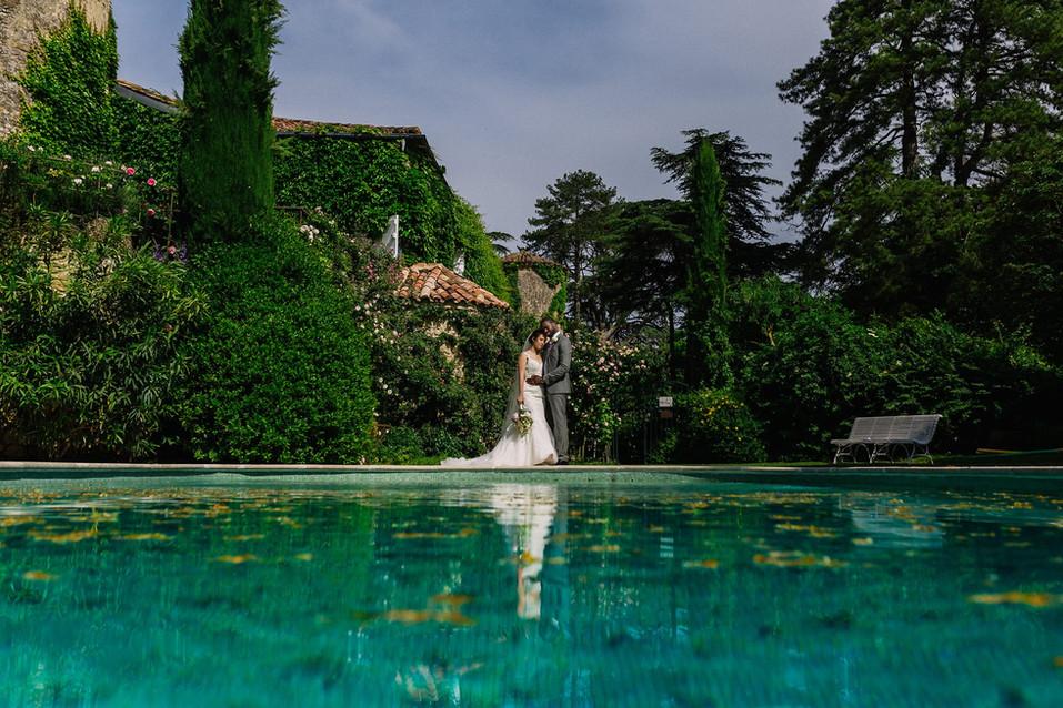 chateau de malliac wedding