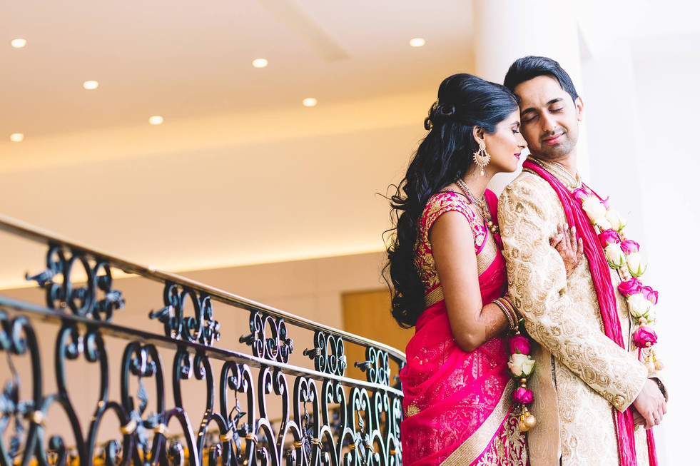 Craxton Wood chester asian wedding