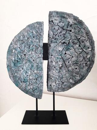 Skulptur aus Powertex   06/2020