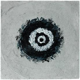 o.T.    |    2010  |  Spachteltechnik in Acryl und Zement | 80x80cm