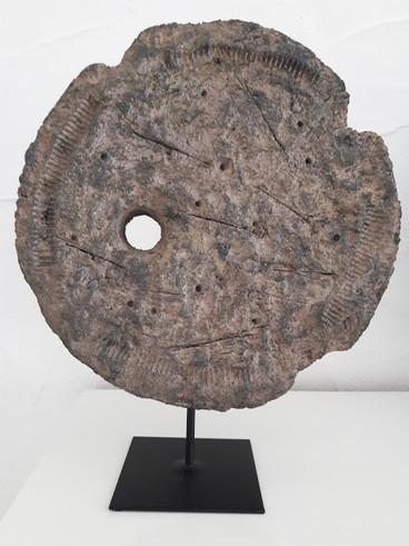 Skulptur aus Beton   06/2020