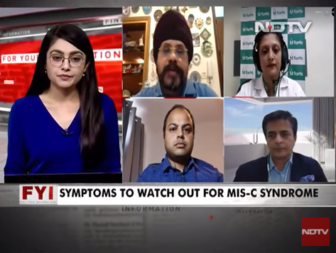 Expert Panel on MIS- C, a condition after COVID