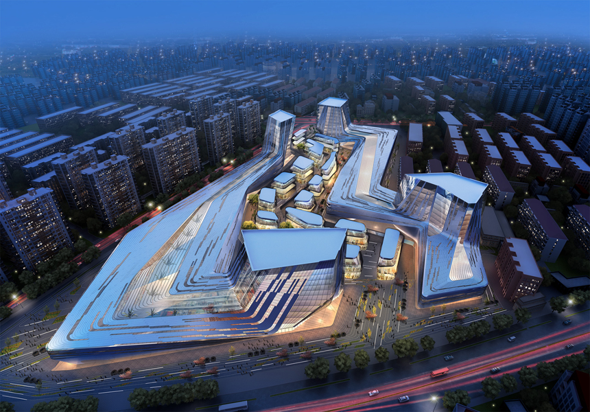 Wuxi Shopping Center