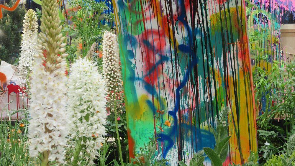Sebastian Conrad's 'What if' Garden