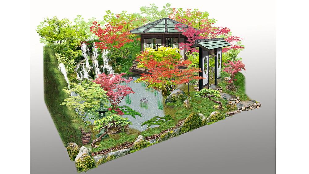 picture of O-mo-te-na-shi no NIWA -The Hospitality Garden