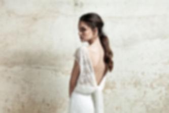 Vestidos de novia hechos a medida. Barea Barcelona