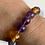 Thumbnail: Bracelet - Amethyst & Citrine