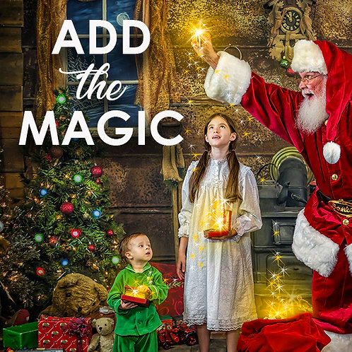 Add The Magic!
