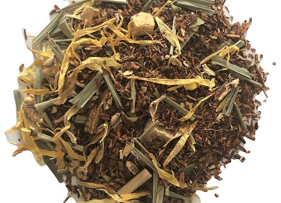 Lemon Ginger Thai Rooibos Tea
